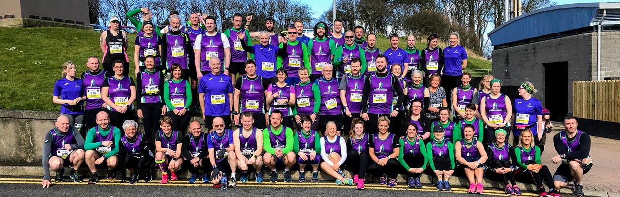 Larne Half Striders 2018
