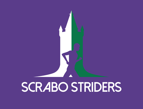 Scrabo Striders Running Club Logo