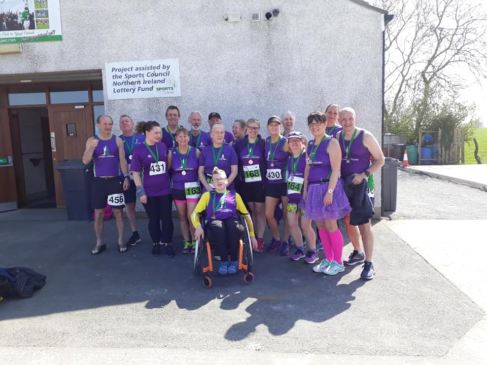 Reports from Tollymore Hill and Dale and the Ballygalget Road Race, by Ian Frazer
