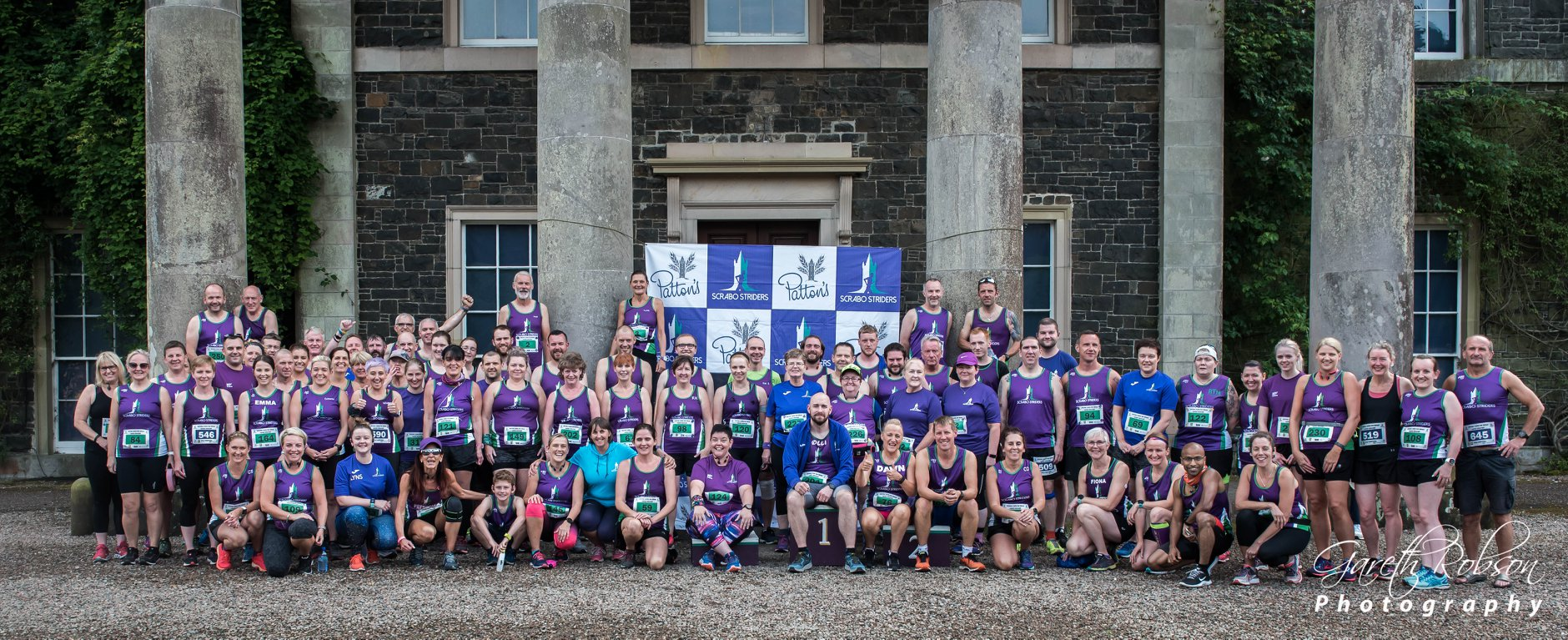 Scrabo Striders at Run The Trails 2019.jpg